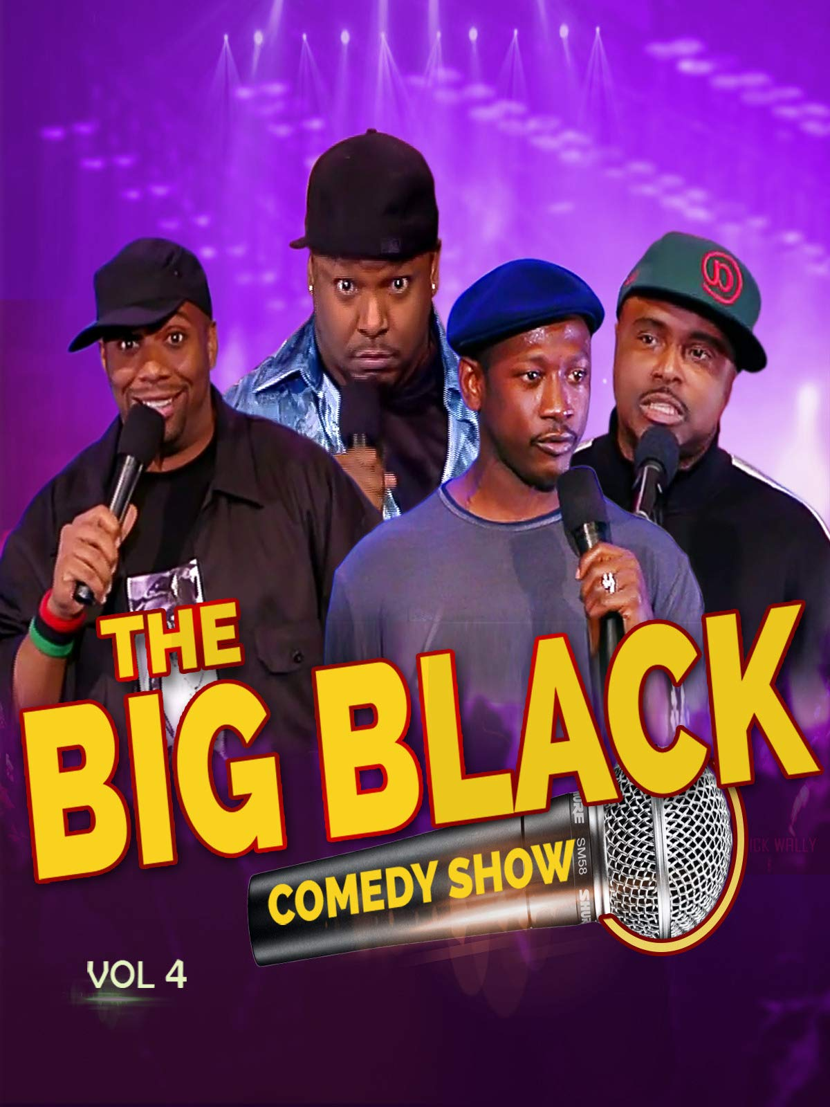 The Big Black Comedy Show, Vol. 4