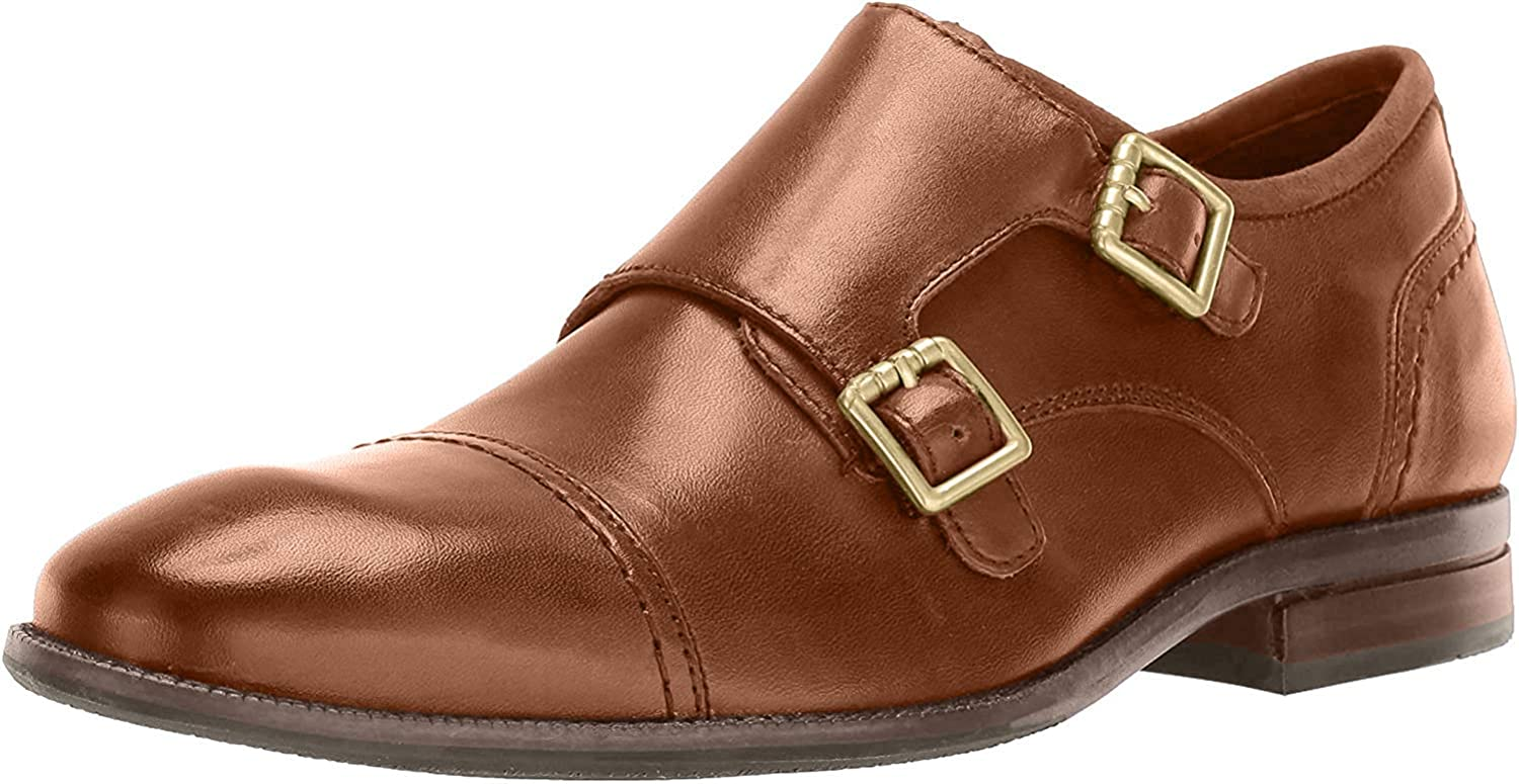 Cole Haan Men's Wagner Grand Monk-Strap Loafer