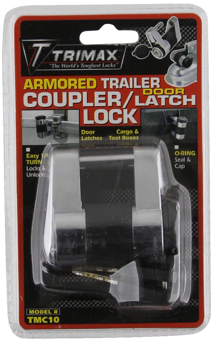 Trimax TMC10 Coupler / Door Latch Lock (fits couplers to 3/4'' span)