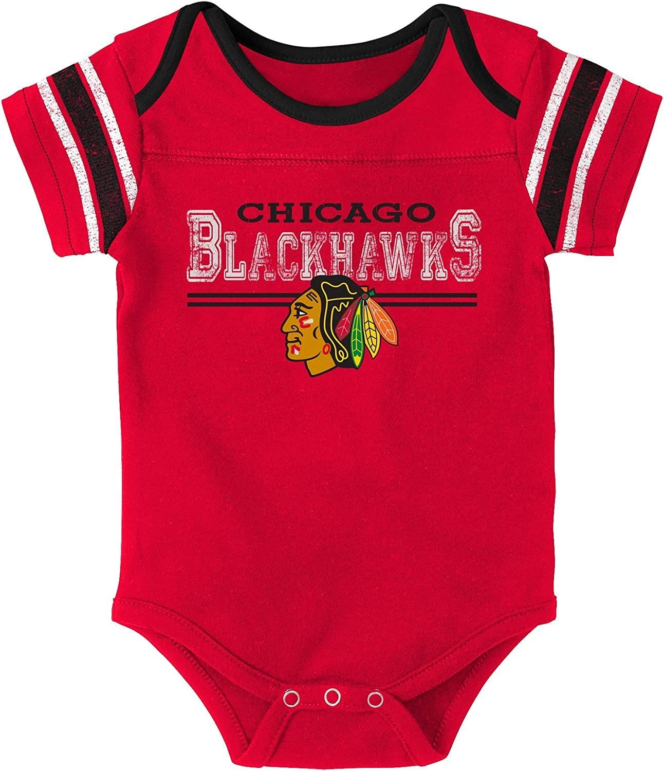 Outerstuff NHL Newborn Infants Definitive 2 Piece Creeper Bodysuit Set
