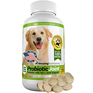 Amazing Nutritionals - Probiotic Joint for Dogs