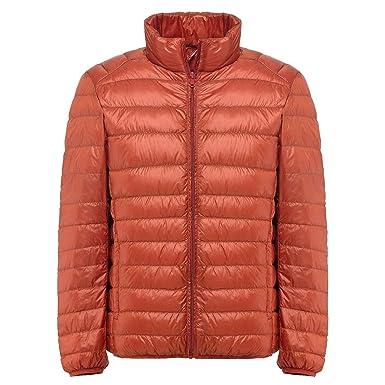 Frozac New Winter Down Jacket Men 90 White Duck Down Jacket ...
