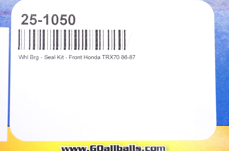 All Balls Wheel Bearing Kit 25-1050