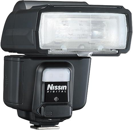 Nissin Ni Hi60n Blitzgerät I60a Für Anschluss Nikon Kamera