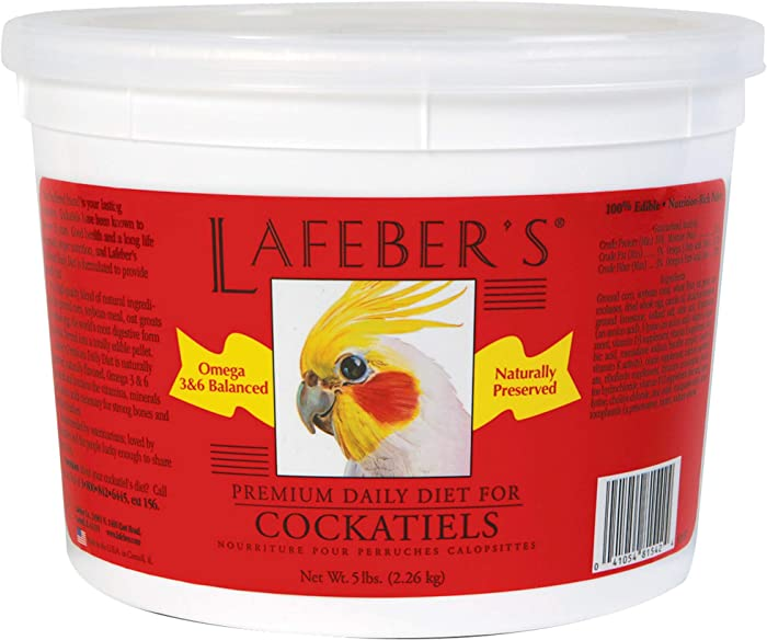 The Best Lafebers Parrot Food