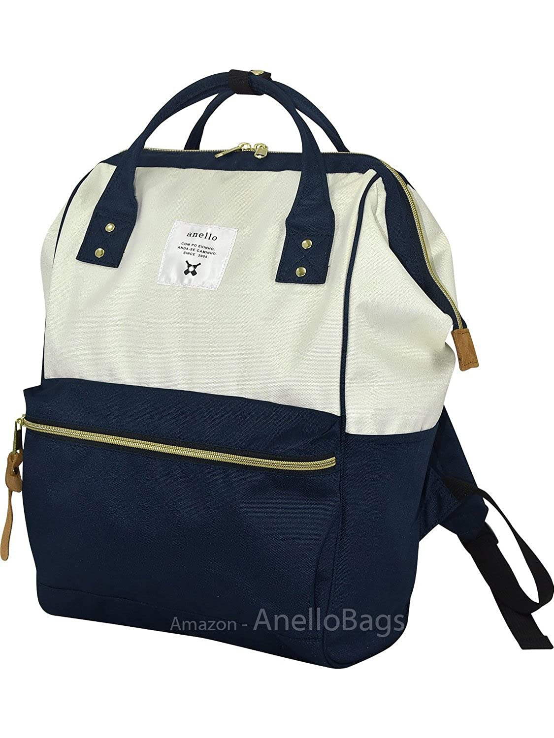 391c40876baa Navy Blue And White Backpack- Fenix Toulouse Handball