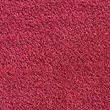 Soft Shag Area Rug 5x7 Plain Solid Color PINK - Contemporary Area Rugs for Living Room Bedroom Kitchen Decorative Modern Shaggy Rugs