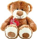 Pelúcia Urso Paixão P Soft Toys 35 cm