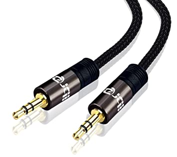 for Headphones Home // Car Stereos and many more iPhones solid metal plug iPods Primewire 1m Premium audio cable // jack extension cable for AUX inputs 3.5mm plug to 3.5mm socket iPads