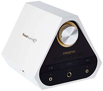 Creative Sound Blaster X7 Limited Edition Driver for Mac
