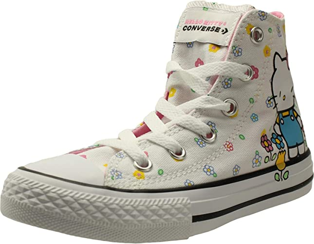 Amazon.com | Converse Hello Kitty Kids Shoes - Various Styles | Shoes