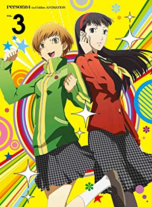 Persona4 the Golden ANIMATION DVD