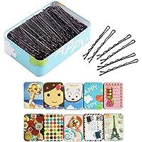 EQLEF® Una caja de accesorios del pelo pernos de pelo para la organización de Cabello
