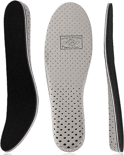 [RAYMARC] シークレットインソール 「すらっち」メンズ レディース 2cm 3cm 4cm 身長 アップ 中敷き 簡単 脚長ビジネス 美脚ブーツ 消臭 抗菌 疲れにくい 男女 左右セット 22.5~27cm