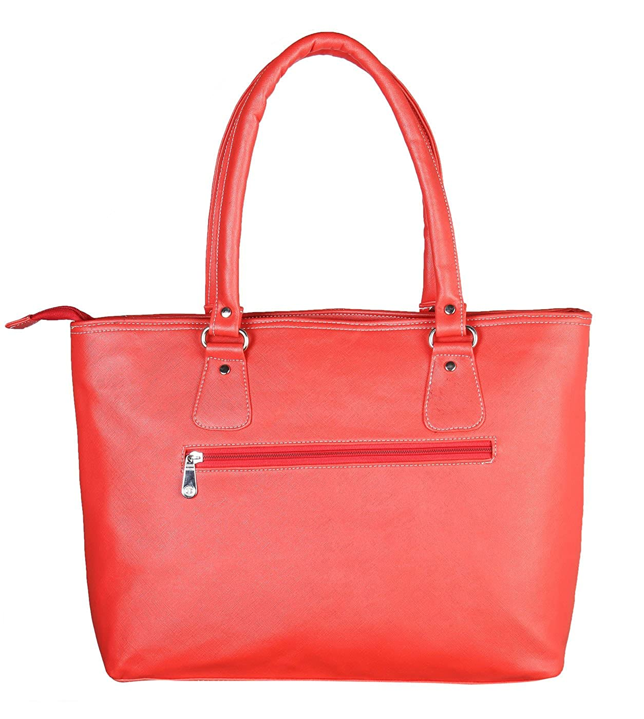 a2cd946b07 Louise Belgium Designer Tote Bag for Women Shoulder Bag- Red  Amazon.in   Shoes   Handbags
