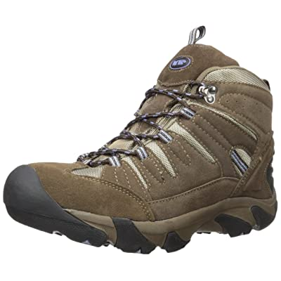 Ad Tec Women's Waterproof Lace-Up Work Boot Composite Toe - 2010C | Hiking Boots