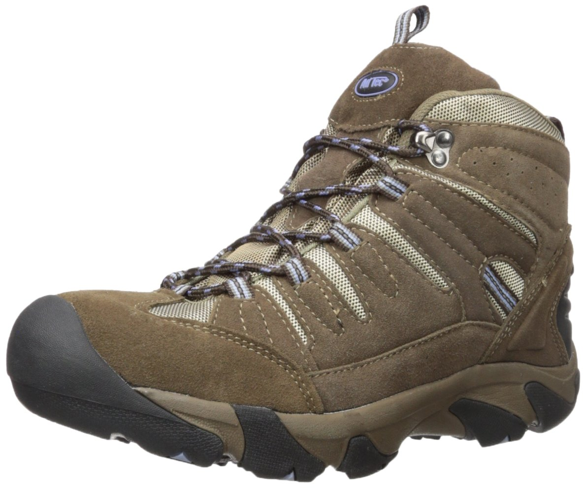 Adtec Women's 2019c Composite Toe Hiker Brown/Lilac Work Boot B01M7MHRNE 7.5 B(M) US|Brown/Lilac