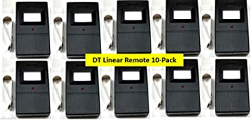 Linear DTC 310MHz Remote 1 Button by Linear
