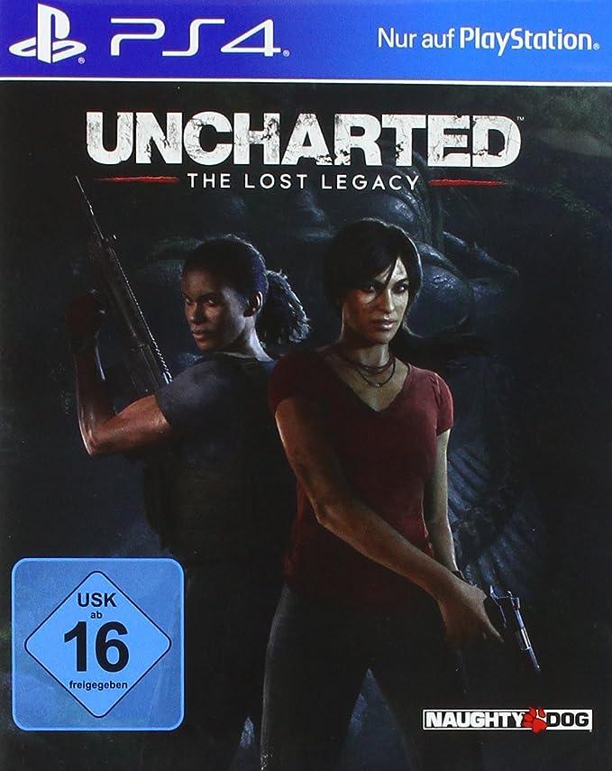 Uncharted: The Lost Legacy - PlayStation 4 [Importación alemana ...