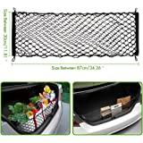 VCiiC Envelope Style Trunk Cargo Net for Toyota Camry 2012-2018