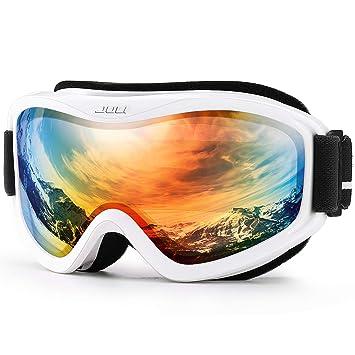 2ff6fd64bab0 Juli OTG Ski Goggles-Over Glasses Ski Snowboard Goggles for Men ...