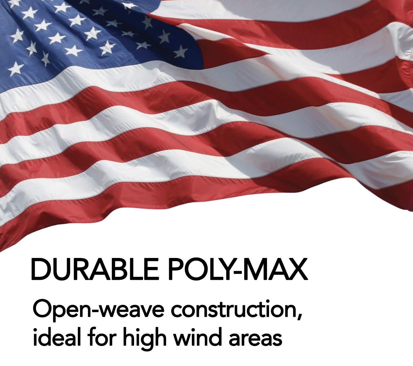 Durable Proudly Made in The USA Indoor /& Outdoor 12X18 Inch Quality Craftsmanship Fade-Resistant Endura-Nylon Air Force Flag Eder Flag