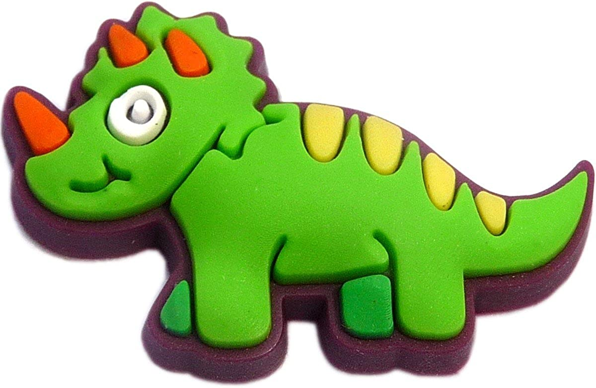 Charms for Croc Animal Dinosaur Palstic Flatback Jewelry Findings Clay Beads Charms 10pcs 2