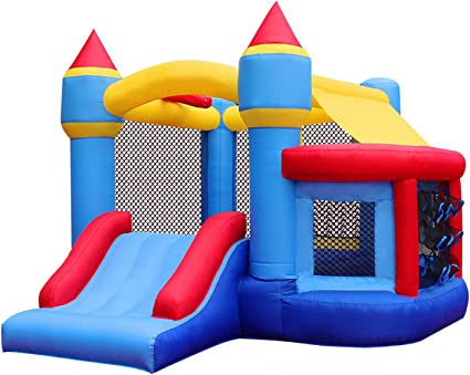 Amazon.com: Retro Jump inflable con soplador para niños ...