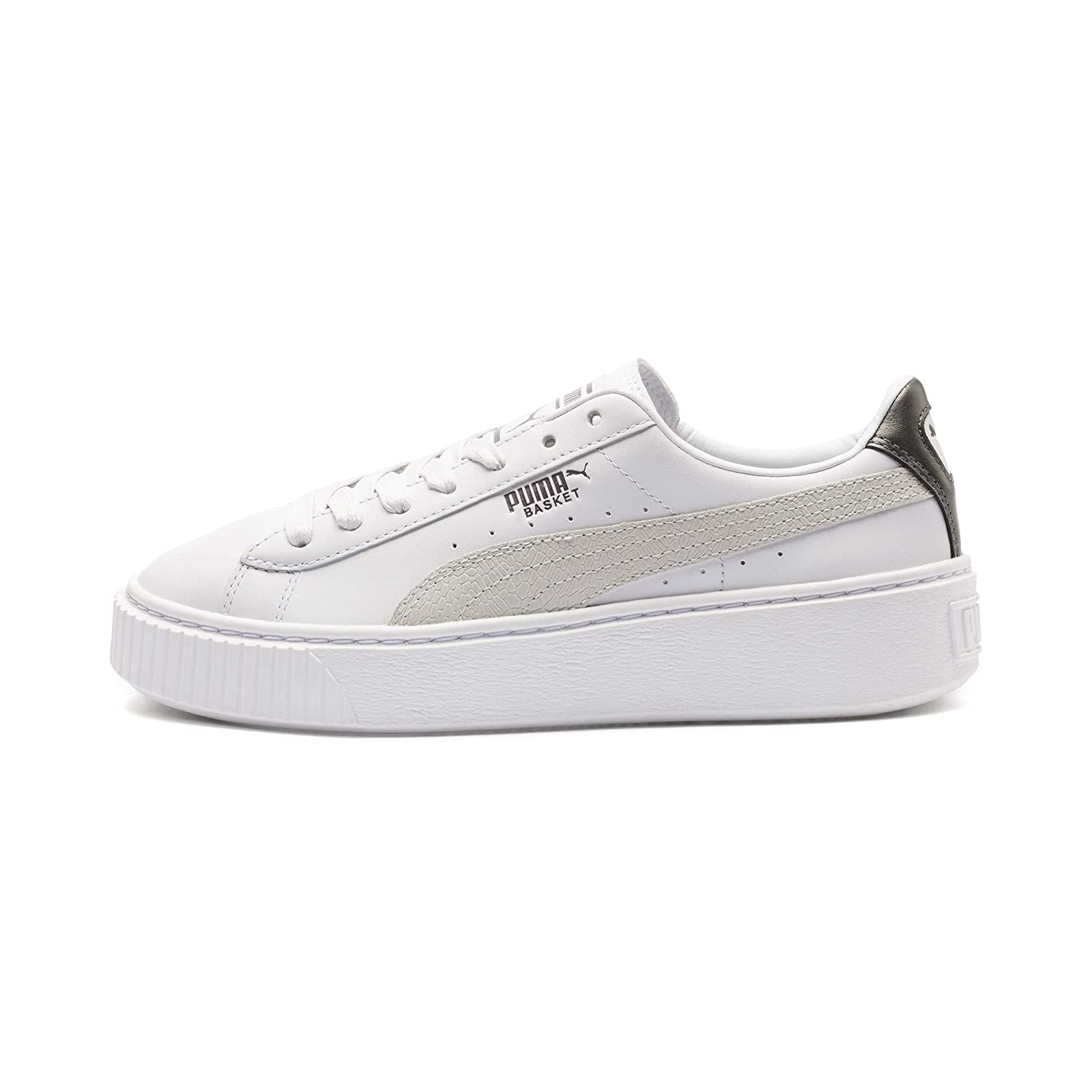 another chance e9629 44e57 Puma Basket Platform Euphoria Metal 36785001, Trainers