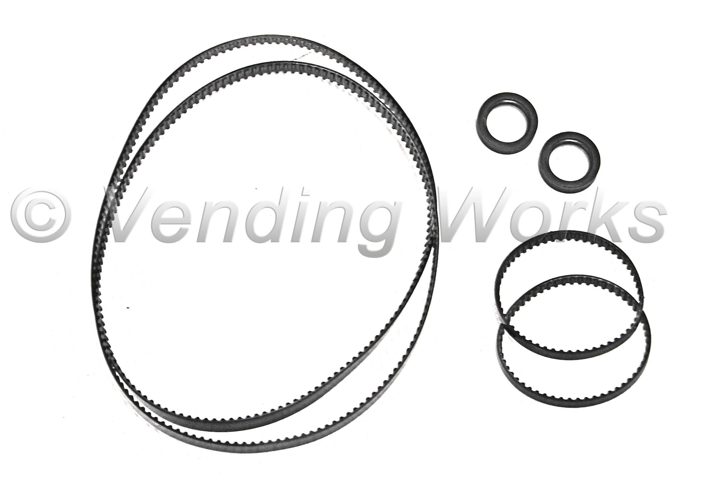 MEI Belts Mars AE VN 2000 Rebuild Belt Kit by MEI