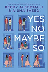 Yes No Maybe So Hardcover