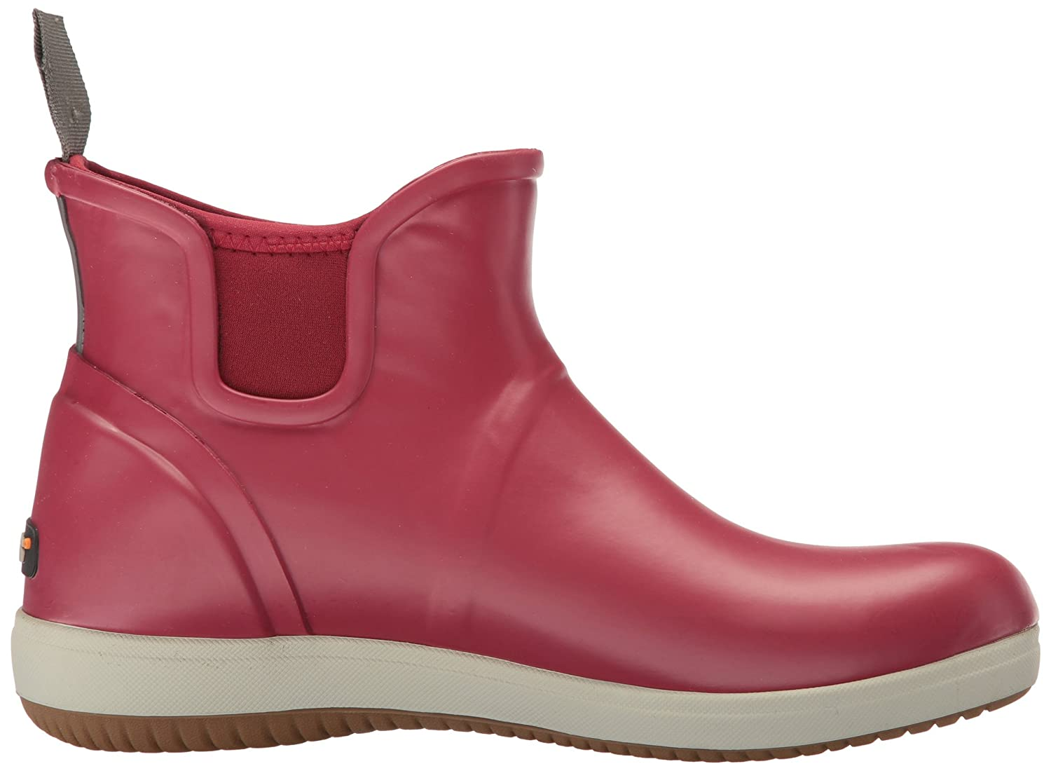 Bogs Women's Quinn Slip on Rain Boot B01J6OU6DQ 10 B(M) US|Brick
