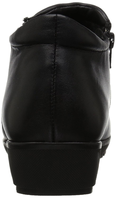 Walking Cradles Women's Zeno Ankle Boot B01N6OEEBT 8.5 B(M) US Black Nappa Leather