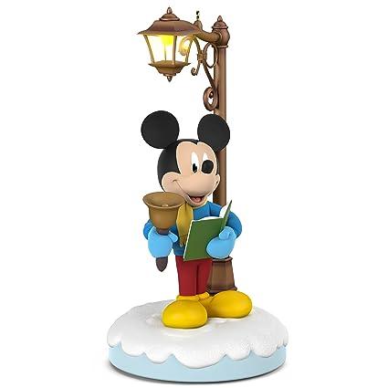 Hallmark Keepsake Christmas Ornament 2018 Year Dated, Disney Christmas  Carolers Merry Mickey With Music, - Amazon.com: Hallmark Keepsake Christmas Ornament 2018 Year Dated