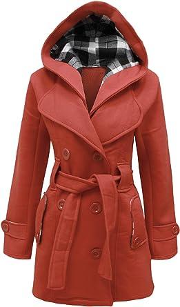 Dry Fashion Manteau Polaire F/öhr Femme