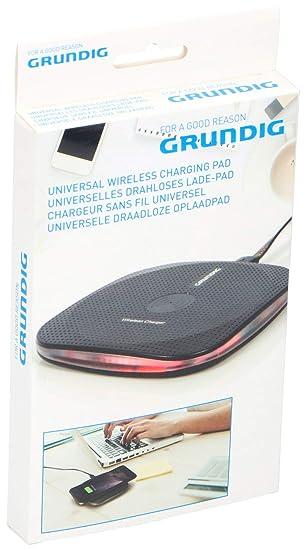 Grundig - Cargador inalámbrico de inducción (5 W): Amazon.es ...