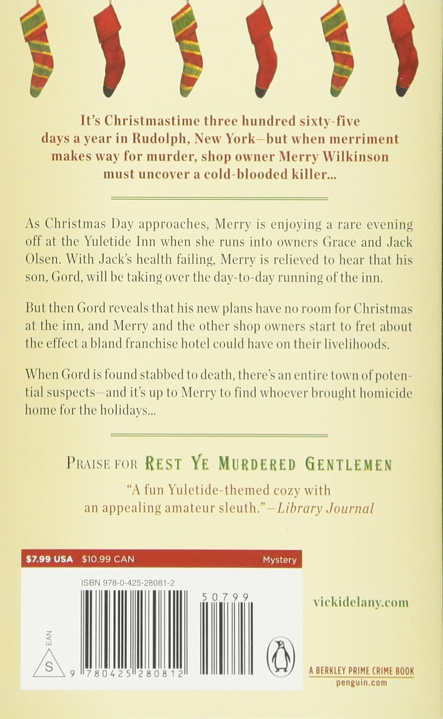 We Wish You a Murderous Christmas (A Year-Round Christmas Mystery ...