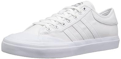 adidas matchcourt all white