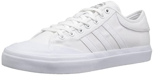 adidas Men's Matchcourt Skateboard Shoes Running White Equator Blue