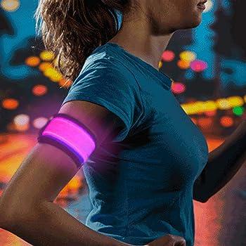 Higo LED Slap Armband