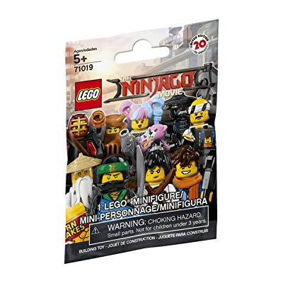 LEGO The Batman Movie - Minifigure Blind Bag Bundle (2 bags): Toys & Games