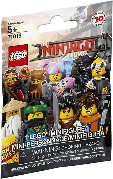 LEGO Batman Movie 4-Pack Bundle of Sealed Blind Mystery Bag Mini-figures