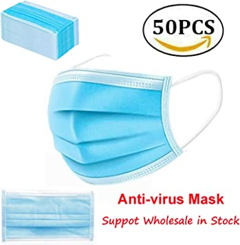 antiviral surgical face mask