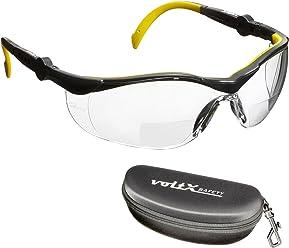 voltX GT Bifocal Safety Glasses – Clear