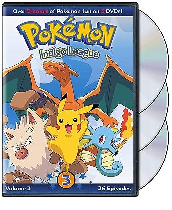 amazon com pokemon season 1 indigo league part 3 various movies tv