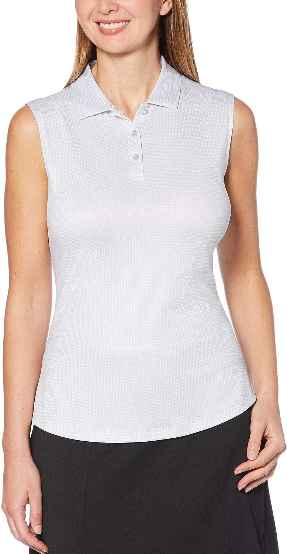 [キャラウェイ] レディース シャツ Callaway Women's Printed Sleeveless Golf [並行輸入品] 3X  B07TF5RPCQ