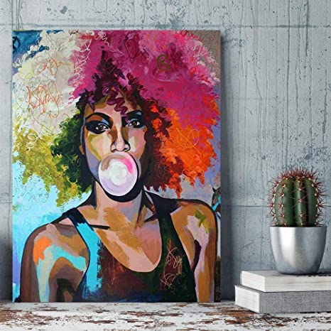 Head Art Abstract