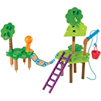 Learning Resources Tree House Engineering & Design Building Set, 52 Pieces