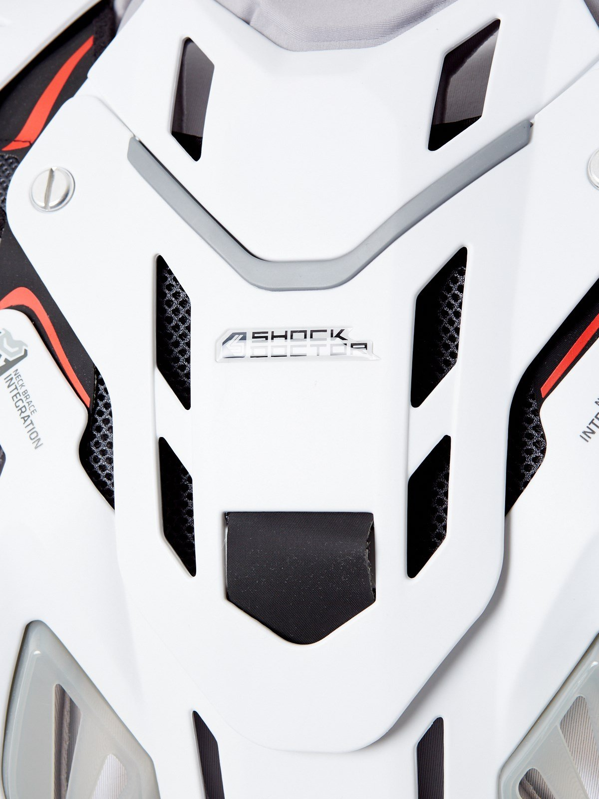 Troy Lee Designs 5955 Chest Body Guard-White-L by Troy Lee Designs (Image #6)