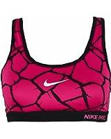 Nike Womens Graphic Medium Support Sports Bra